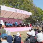 4月7日武蔵野桜まつりにてWBライブ!!